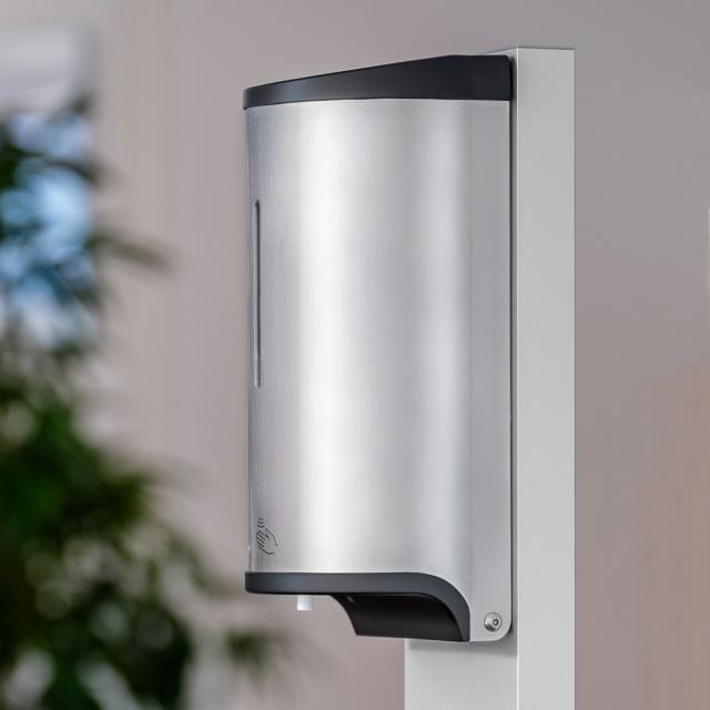 Emco System2 Sensorspender für Schaum-Desinfektionsmittel oder Seife