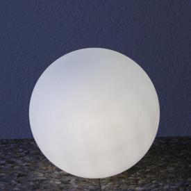 Epstein-Design Snowball ortsveränderliche Bodenleuchte mit Dämmerungsschalter