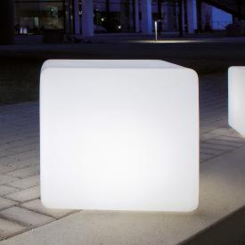 Epstein-Design Würfel RGBw LED Bodenleuchte mit Dimmer
