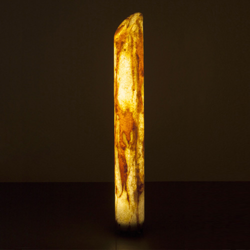Epstein-Design Sahara Säule LED Pollerleuchte