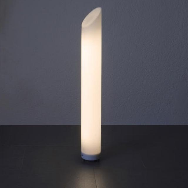 Epstein-Design Light star LED Stehleuchte mit Dämmerungsschalter