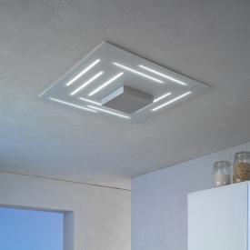 Escale Fine LED Deckenleuchte quadratisch