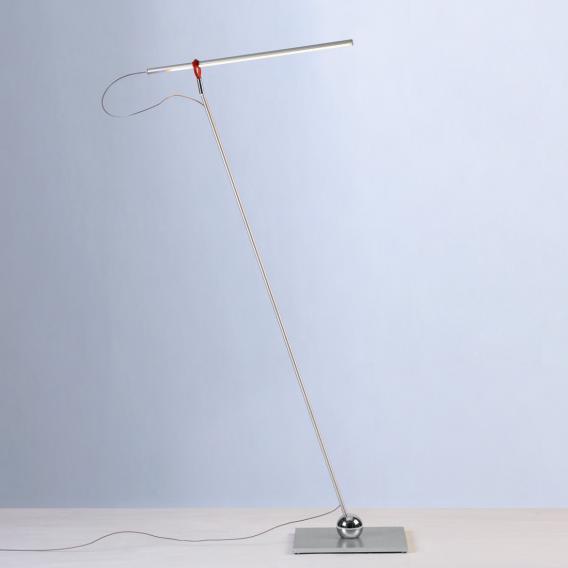Escale Slimline LED Stehleuchte mit Dimmer