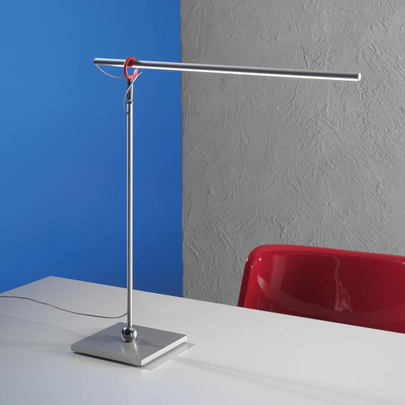 Escale Slimline LED Tischleuchte mit Dimmer