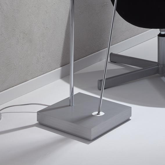 Escale Spot it LED Stehleuchte mit Lesearm und Dimmer 2-flammig