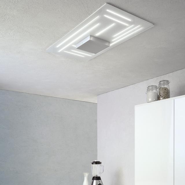 Escale Fine LED Deckenleuchte rechteckig