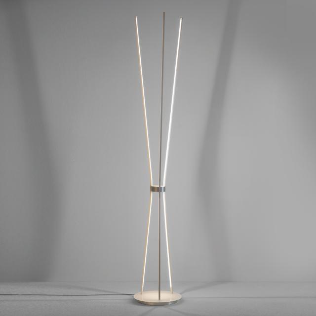 Escale Jazz LED Stehleuchte mit Dimmer