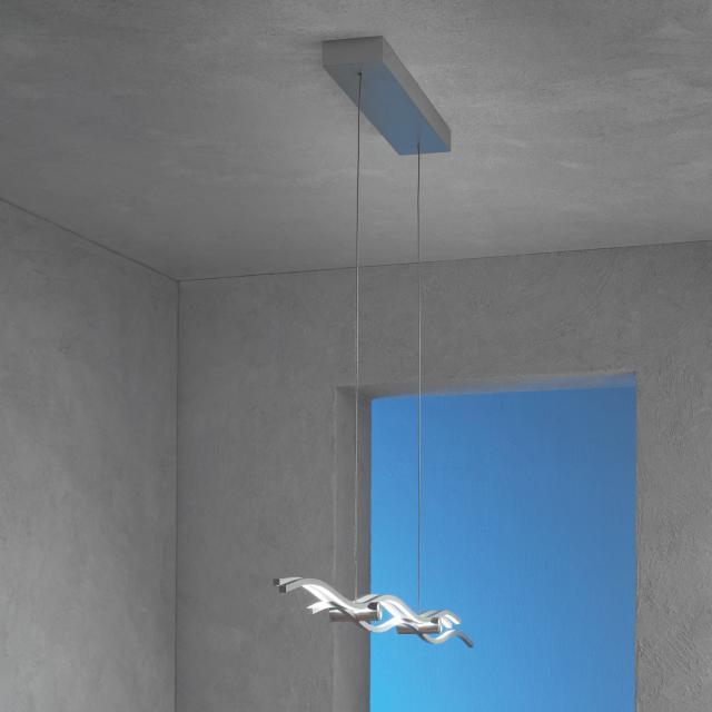 Escale Silk LED Pendelleuchte mit Schalter