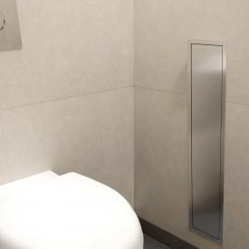 ESS Container ROLL WC-Bürstengarnitur mit Ablagefach