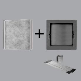 ESS Container T-Box Wandnische, befliesbar weiß