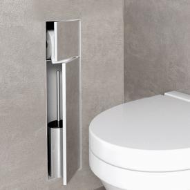 ESS Container T-ROLL Einbau WC-Bürstenhalter und Nische weiß