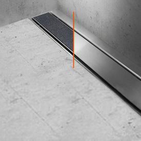 ESS Easy Drain Modulo 30 TAF Wall Duschrinne inklusive Rost L: 100 cm