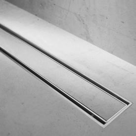 ESS Easy Drain Modulo TAF Abdeckung für Beläge ab 3 mm, höhenreduziert für Duschrinne: 80 cm