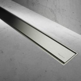 ESS Easy Drain Modulo TAF Zero+ Abdeckung, edelstahl gebürstet, erhöht für Duschrinne: 60 cm