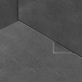 ESS Easy Drain S-line Fliesenrinne befliesbar, für Natursteinbeläge L: 70 cm