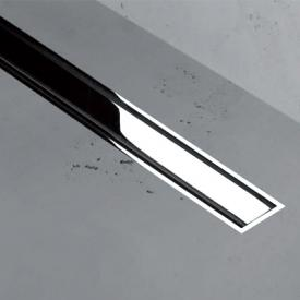 ESS Easy Drain XS TAF Zero+ Z-1 Abdeckung für Duschrinne: 80 cm, edelstahl verchromt
