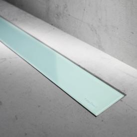 ESS Modulo Basic Glas grün Glanz für Duschrinne: 50 cm