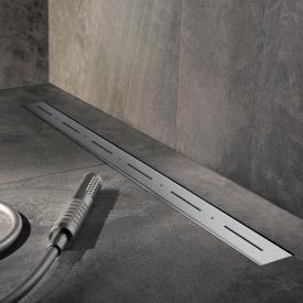 ESS Modulo Basic Morse hochglanz poliert für Duschrinne: 100 cm