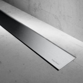 ESS Modulo Basic Zero+ Edelstahl gebürstet für Duschrinne: 60 cm