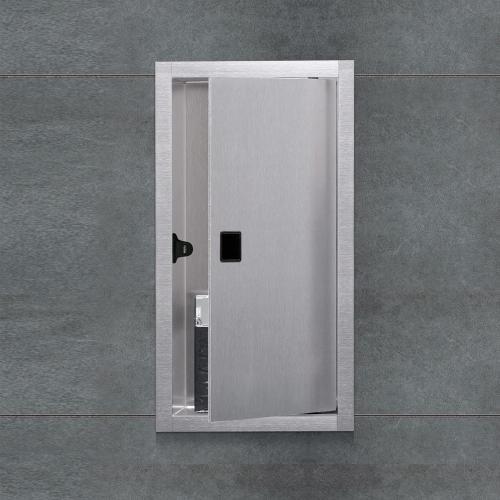 ess container box 10 wandnische mit t r f r nass und trockenbau box 15x30x10 d reuter. Black Bedroom Furniture Sets. Home Design Ideas