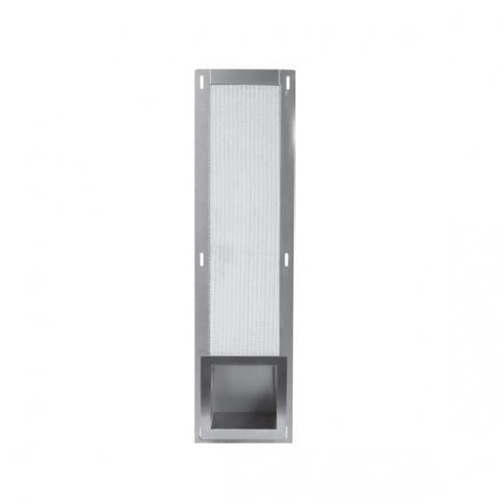 ESS Container Ersatzrollenhalter / 6 Rollen Vorratsbehälter Square B: 195 H: 740 T: 138 mm