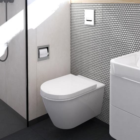 ESS Container ROLL Toilettenpapierhalter edelstahl gebürstet