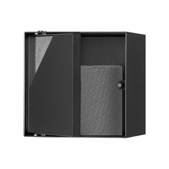ESS Container T-ROLL Wandnische mit 1 Tür, befliesbar anthrazit
