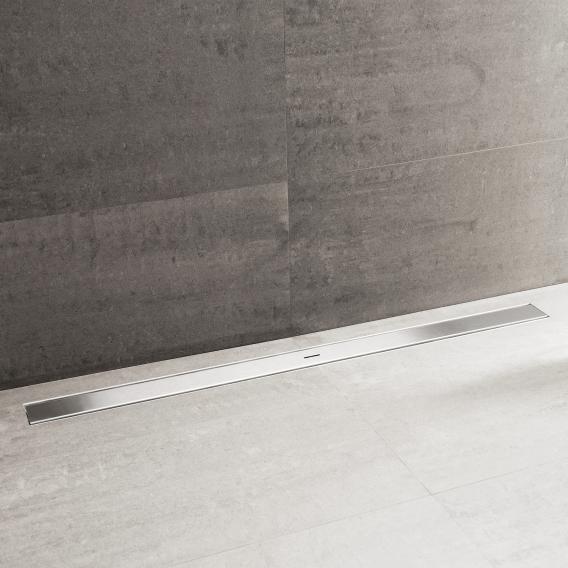 ESS Easy Drain Waterstop Zero Komplett-Set inkl. Rost L: 80 cm