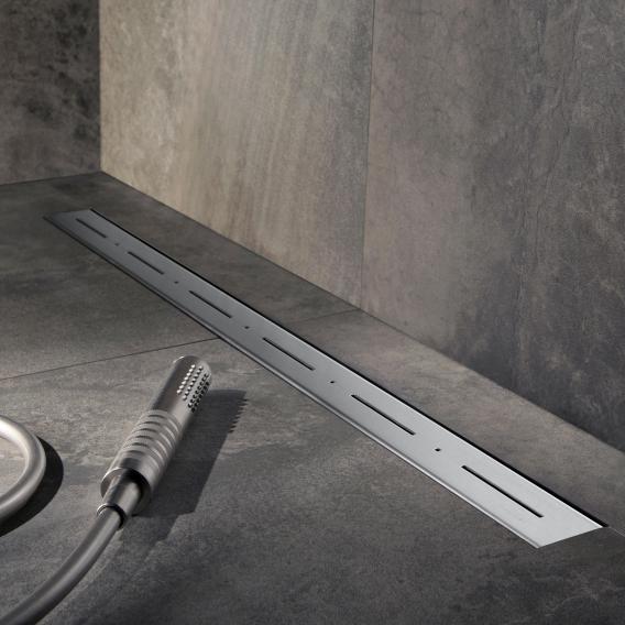 ESS Modulo Basic Morse hochglanz poliert für Duschrinne: 90 cm