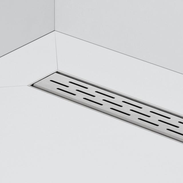 ESS Compact Clean Classic Duschrinne Komplett-Set