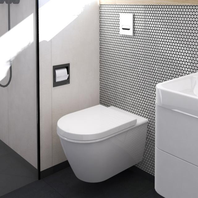 ESS Container ROLL Toilettenpapierhalter anthrazit