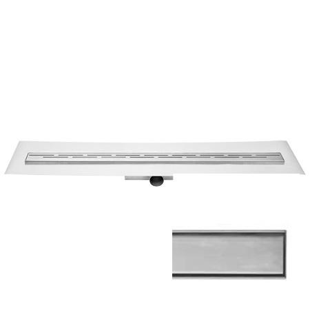 ESS Easy Drain Compact FF Zero Duschrinne inklusive Rost