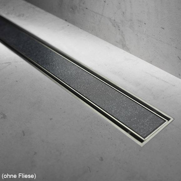 ESS Easy Drain Modulo TAF Zero Abdeckung, drehbar für Duschrinne: 80 cm