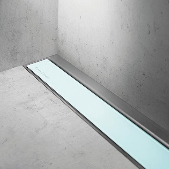 ESS Easy Drain Modulo TAF Zero+ Abdeckung, Glas für Duschrinne: 50 cm