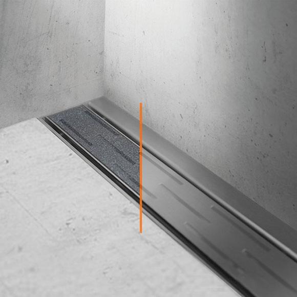ESS Easy Drain Modulo TAF Zero/Fliese Abdeckung für Duschrinne: 50 cm