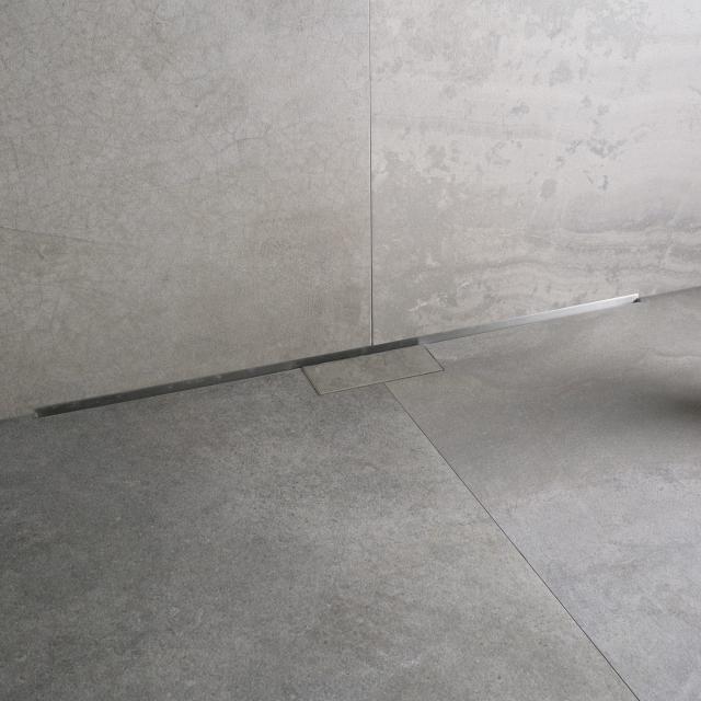 ESS Easy Drain Waterstop Wall inklusive Rost befliesbar L: 70 cm