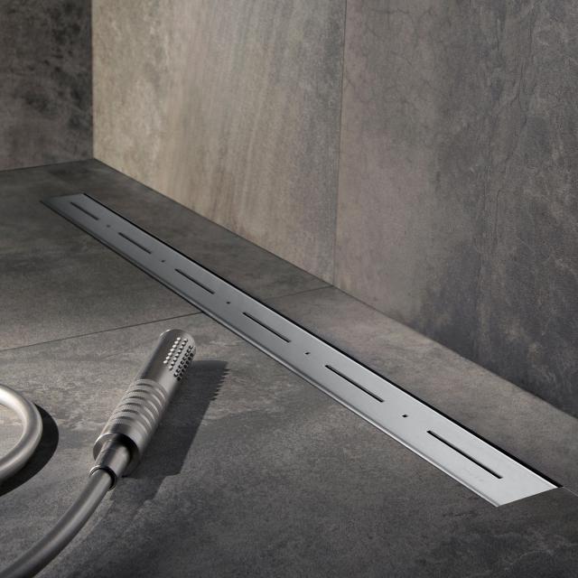 ESS Modulo Basic Morse hochglanz poliert für Duschrinne: 80 cm