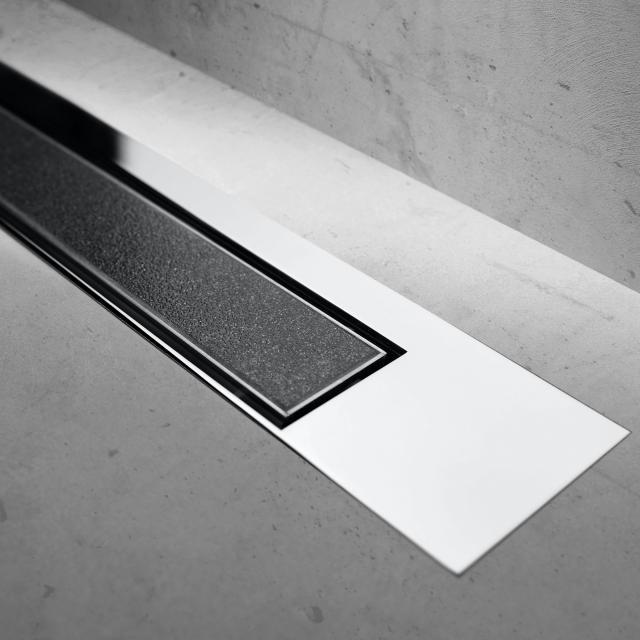 ESS Modulo Design Z-3 Abdeckung befliesbar für Duschrinne: 90 cm, chrom/befliesbar