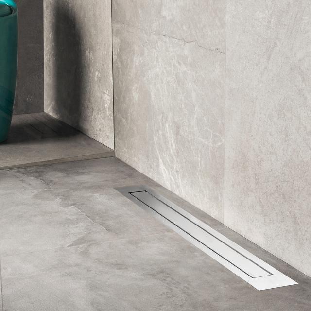ESS Modulo Design Z-4 Abdeckung für Duschrinne: 80 cm, edelstahl gebürstet