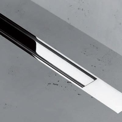 ess easy drain xs taf zero z 2 abdeckung f r duschrinne 120 cm edelstahl verchromt xs z2p p. Black Bedroom Furniture Sets. Home Design Ideas