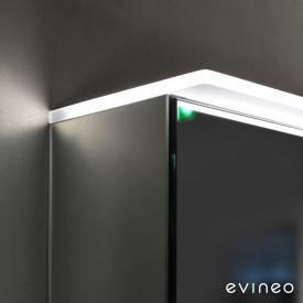 Evineo ineo LED-Lichtmodul für Spiegelschrank B: 100 cm
