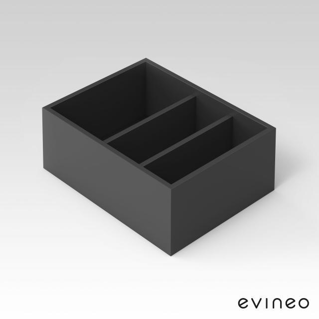 Evineo ineo Inneneinteilung für unteren Auszug von Waschtischunterschränken