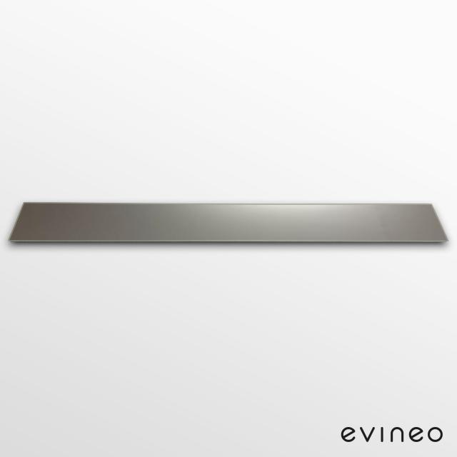 Evineo ineo Spiegelabdeckung für Befestigung, für Spiegelschrank B: 60 cm