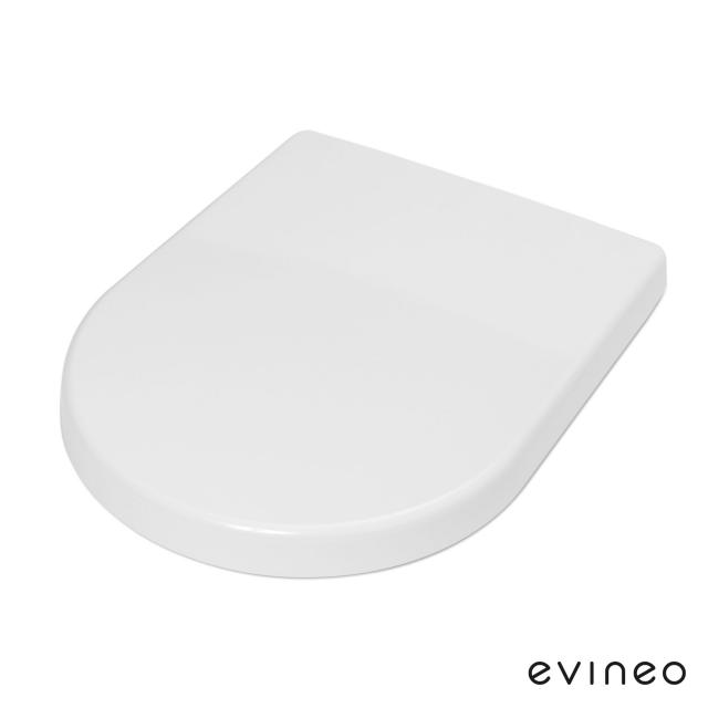Evineo ineo WC-Sitz, abnehmbar mit Absenkautomatik