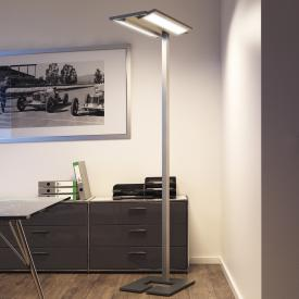 EVOTEC Classic-Tec LED Turn Stehleuchte mit Dimmer