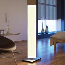 EVOTEC Zen LED Stehleuchte mit Dimmer