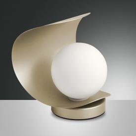 Fabas Luce Adria LED Tischleuchte mit Dimmer