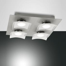 Fabas Luce Desus LED Deckenleuchte 4-flammig