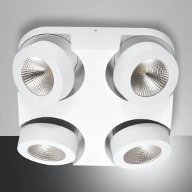 Fabas Luce Hella LED Spot/Deckenleuchte, 4-flammig