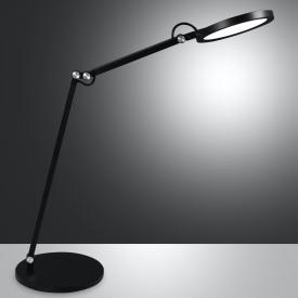 FABAS LUCE Regina LED Tischleuchte mit Dimmer und Farbtemperatur einstellbar